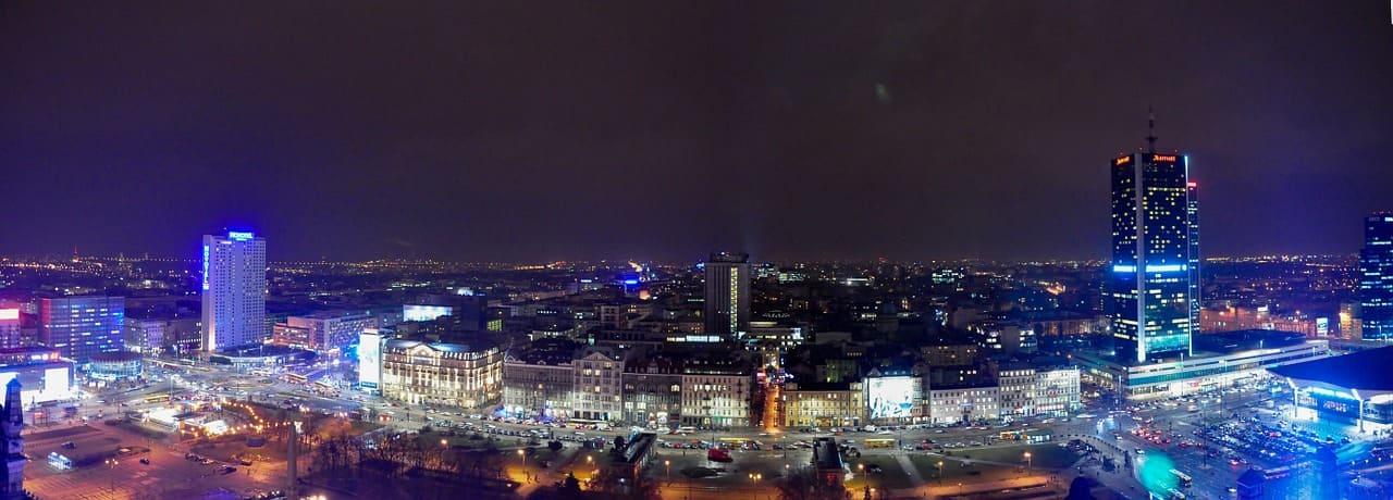Cityguide Warschau