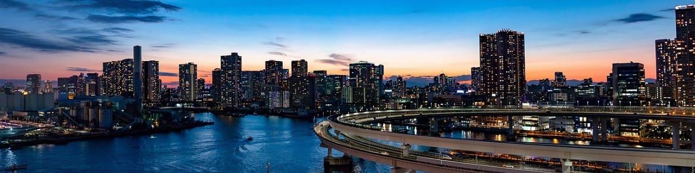 Highlights in Tokio