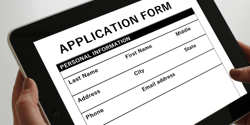 Passenger Locator Form Application