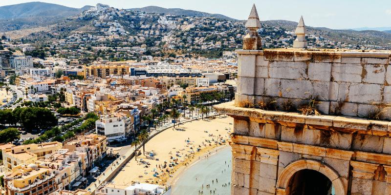 Valencia Panoramabild